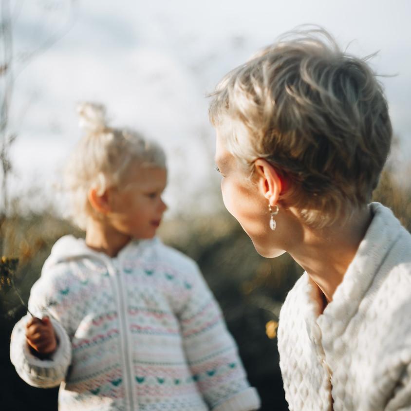 Teadveloleva vanemluse (mindful parenting) 8-nädalane kursus