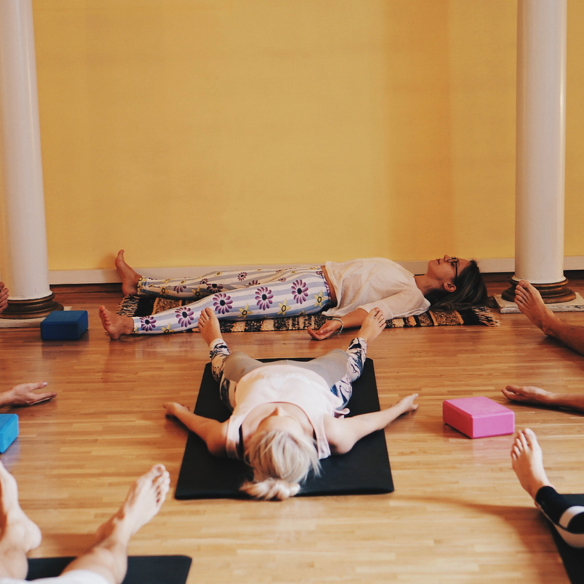 Yin Yoga - Meditatiivne rännak