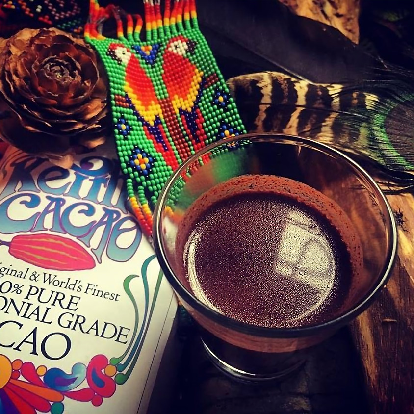 Cacao Ceremony and Yin Journey with Michèle Barocchi