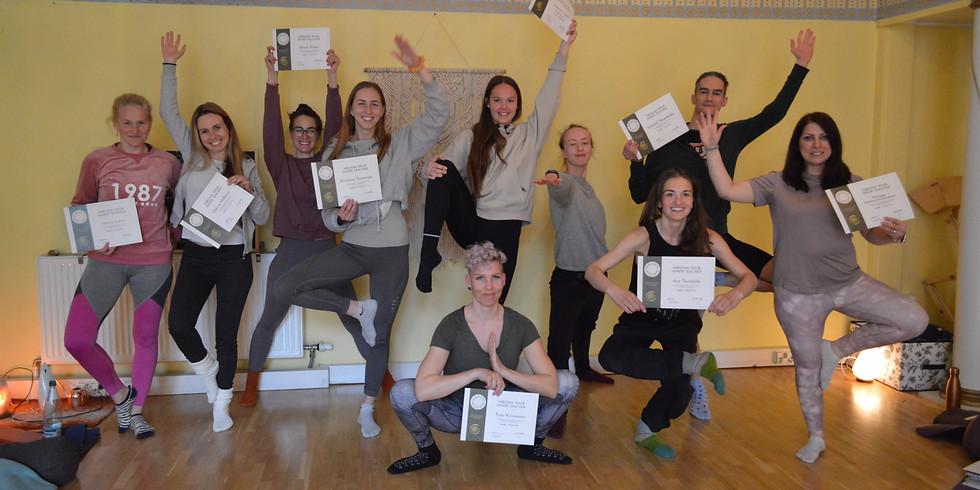 Tallinn Yoga Teacher Training (200hr) Weekends