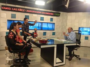 PRENSA EN TELEVISIÓN - Yamid Amat CM&, CityTV, Cana Uno, Canal Trece, RCN