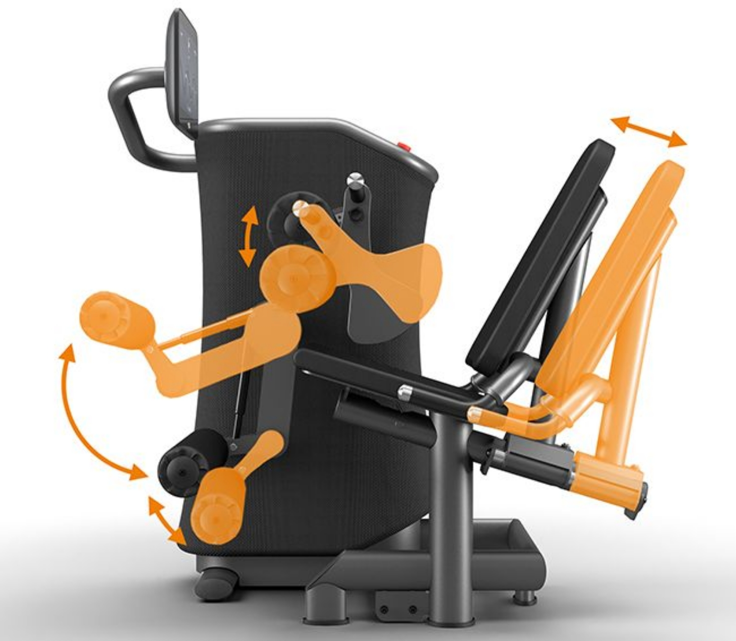 eGym fitness equipment