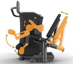 eGym fitness equipment