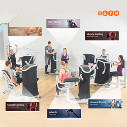 Quickstep Fitness powered by eGym