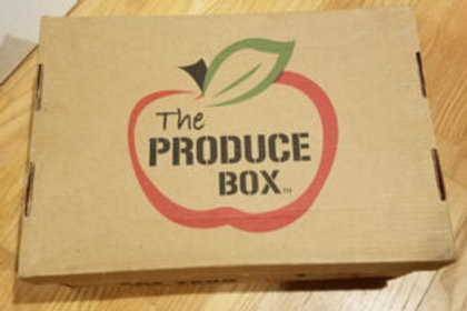 Produce box - March 10, 2021