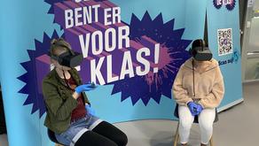 Maya VR ingezet bij 'Voor de klas ermee'