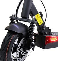 Electric scooter Joyor Y front double suspension
