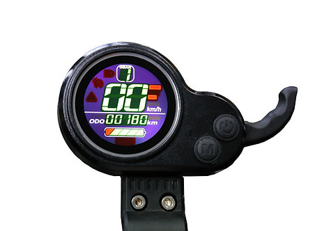 Electric scooter Joyor color display