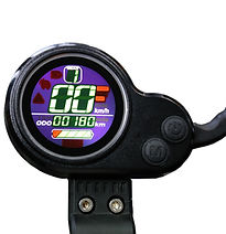 Electric scooter Joyor Y color display