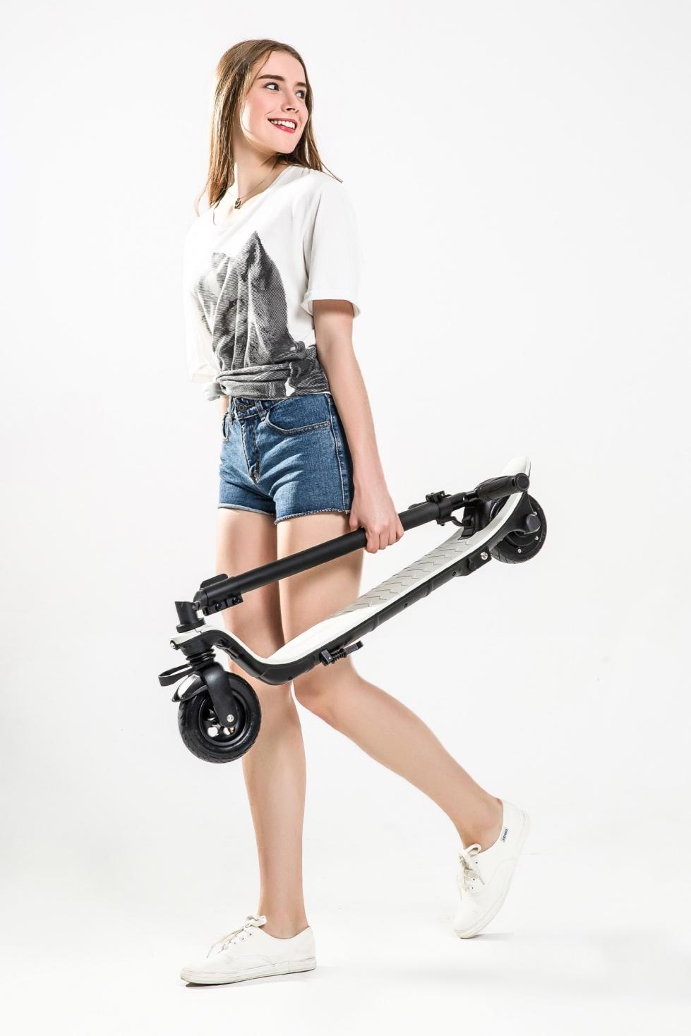 Electric scooter Joyor H1 white