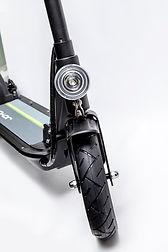 elctric scooter Joyor front lights