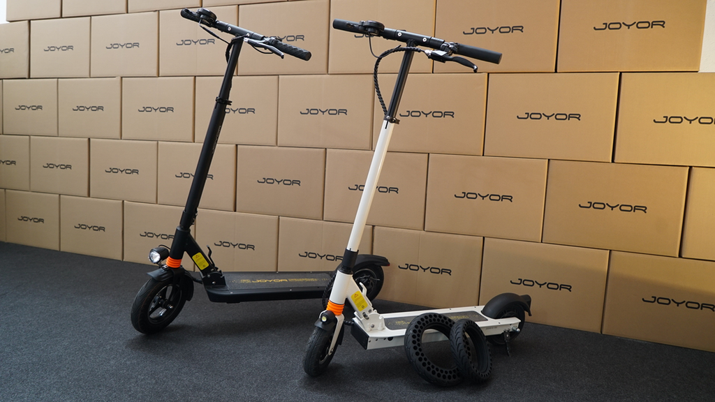Joyor Electric Scooter | Official Website | Electric Scooter