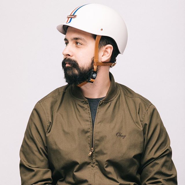 Electric scooter helmet thousand