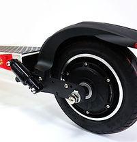 Trottinette électrique Joyor Série Y suspension