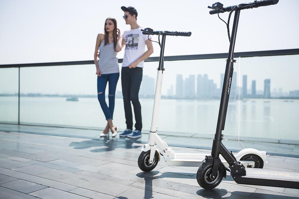 Joyor Electric Scooter Mobility Regulations