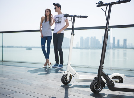 Electric Scooters: What the new Mobility Regulations & Restrictions will be?