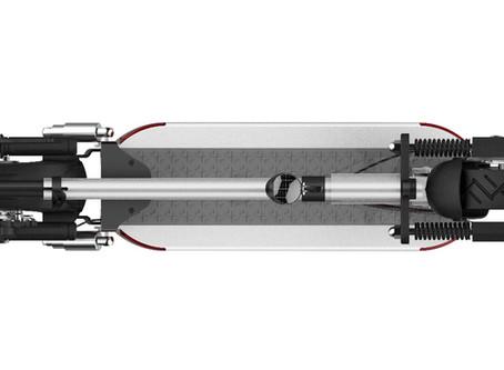 Patinete Eléctrico Joyor Serie Y actualizado: Autonomía de 100 km