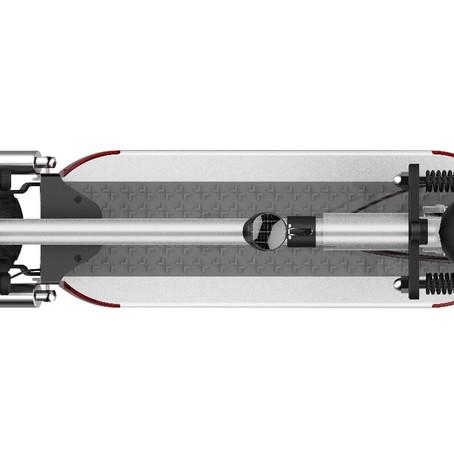 Electric Scooter Joyor Y Serie Upgraded:  100km Distance Range