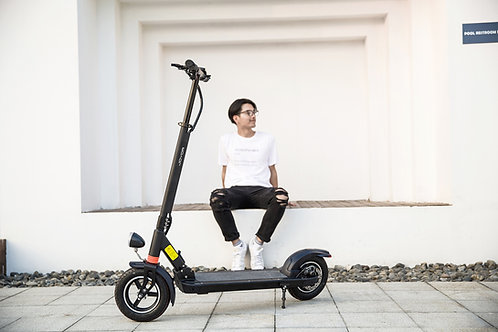 Electric Scooter Joyor X5S front suspension