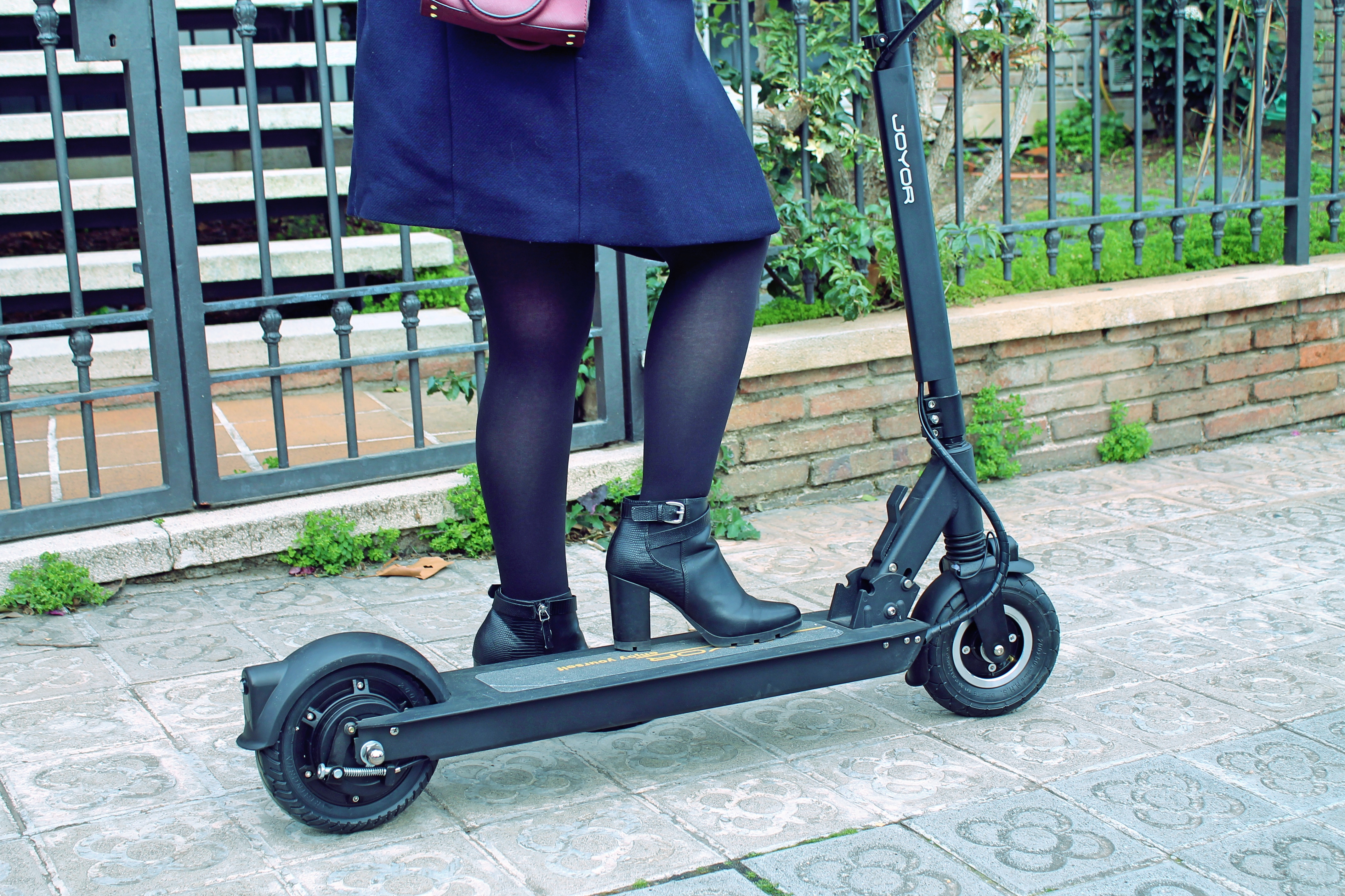 Electri scooter  A1 Black