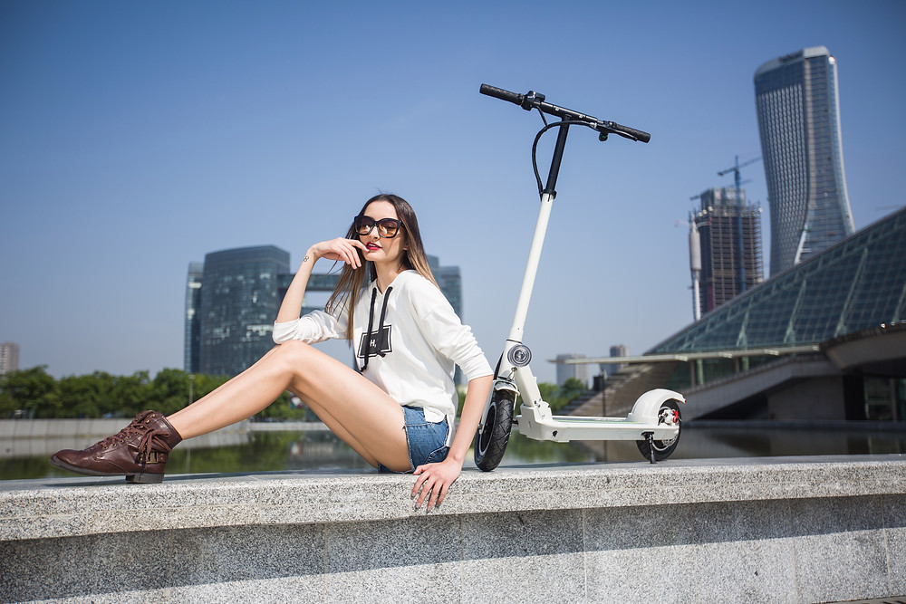 Joyor electric scooter X series