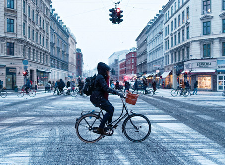 El Cuento De Una Bicicleta: Patinete Eléctrico Joyor Visita El Mayor Evento De Bicis En Escandinavia