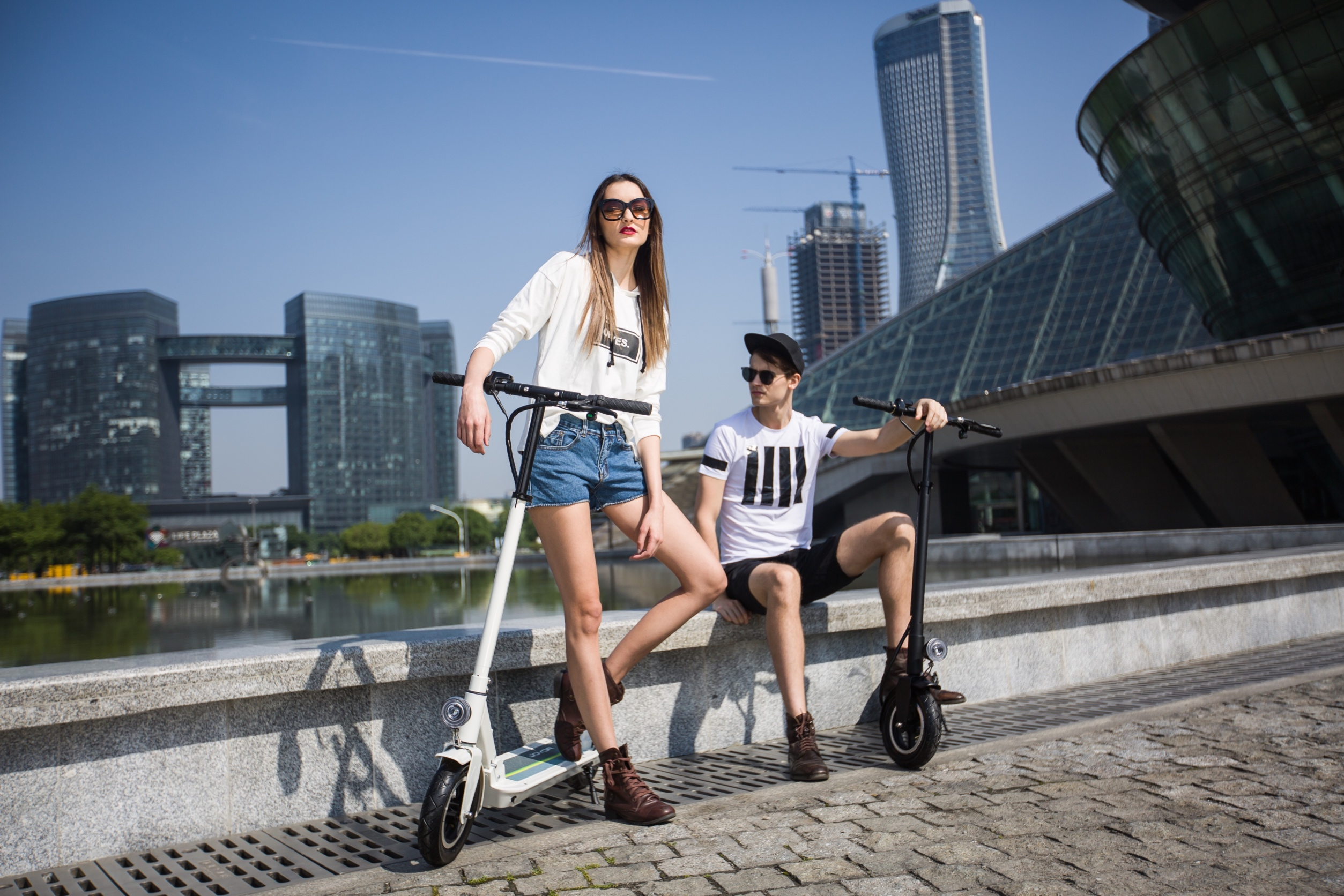 Electric scooter Joyor X1/X5S
