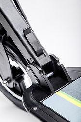 Patinete eléctrico Joyor plegable con un solo clic