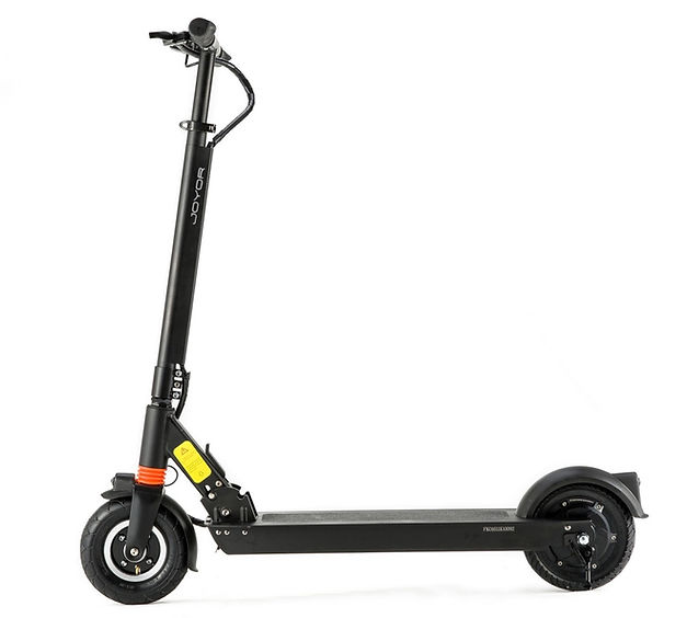 Electric Scooter Joyor A F Models With Suspension