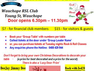 Club Christmas Dance