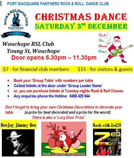 Christmas Dance 2016