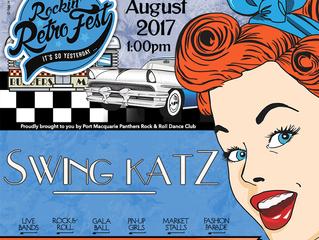Sydney Swing Katz Workshop