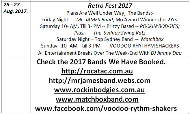 Retrofest 2017