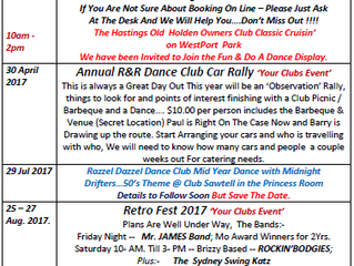 Whats On 14 March 2017