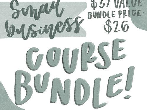Small Biz 3 Course Bundle