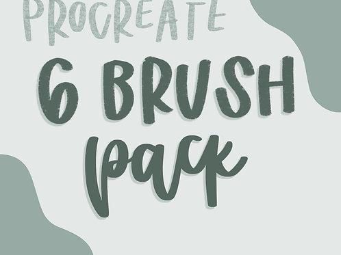 Procreate Brush Pack