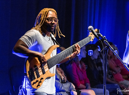 Joseph, His Eight String Bass and the Legend of the Spinal Chord