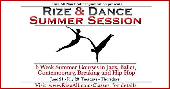 Rize All Summer Dance