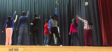 Rize All Rize & Dance Afterschool Arts Program