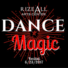 Dance Magic Rize All Recital