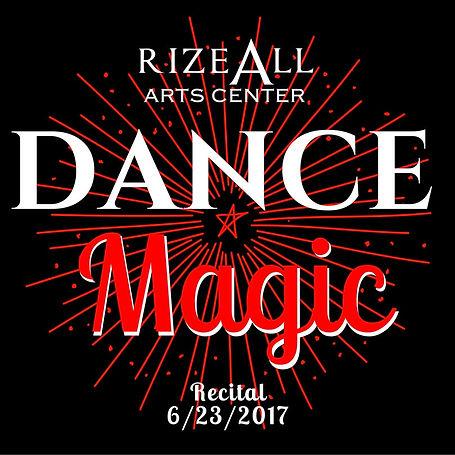 Dance Magic Rize All Recital