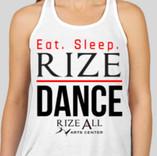 Eat. Sleep. Rize Tank