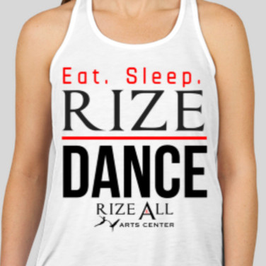 Eat. Sleep. Rize Tank