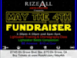 Rize All May the Fourth Star Wars