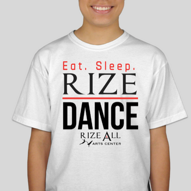 Eat. Sleep. Rize Shirt
