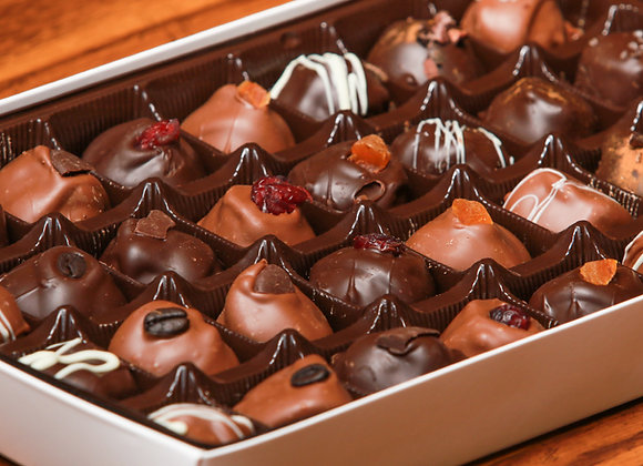 Assorted Chocolate Truffles- 20 oz. box