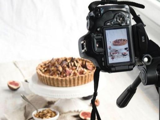 18 segredos para fotografar alimentos