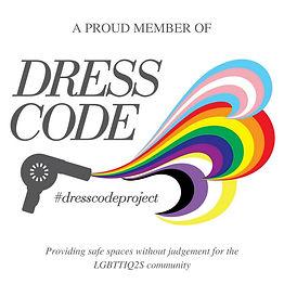 dress code project gender neutral salon