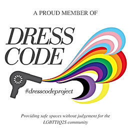 dress code project gender neutral salon