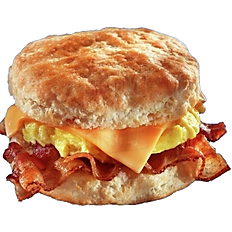 BIG BACON, EGG, AND CHEESE BISCUIT